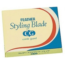 Paquet de 10 lames Feather Styling Blade