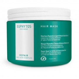 REPAIR HAIR MASK DRY HAIR COMPLEX EUPHYTOS 500ml