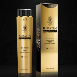Keratin Addict Shampoing clarifiant 300ml