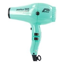 Séche-cheveux PARLUX 385 Turquoise Powerlight Ionic Eco friendly
