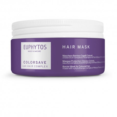 COLORSAVE HAIR MASK LUX HAIR COMPLEX EUPHYTOS 250ml