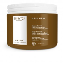 N-HYDRA HAIR MASK OLEA HAIR COMPLEX EUPHYTOS 500ml