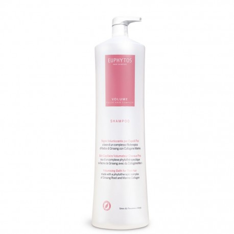 VOLUME SHAMPOOING FILLER HAIR COMPLEX EUPHYTOS 1000ml