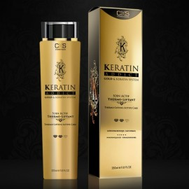 Keratin Addict Soin Actif Thermo Liftant 350ml