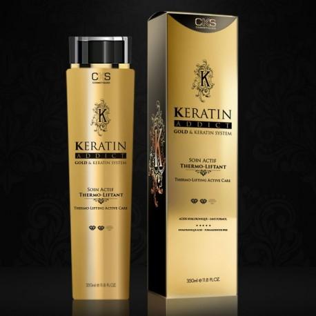 Keratin Addict Soin Actif Thermo Liftant 350ml