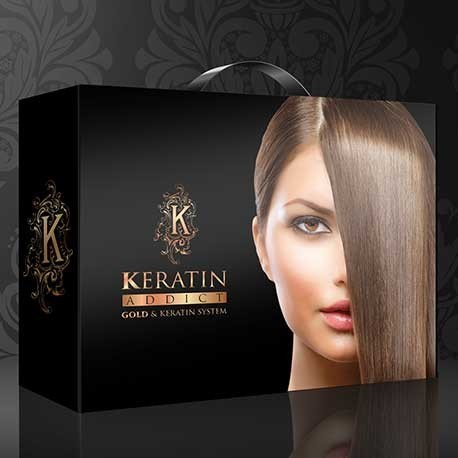 Keratin Addict COFFRET ADDICTION