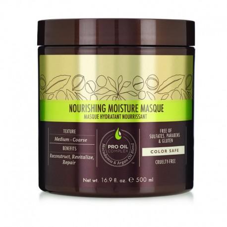 Macadamia Masque hydratant nourrisant 500ml