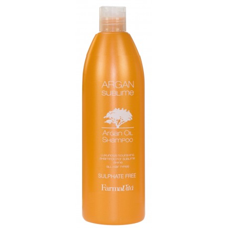 Argan Sublime Shampooing 1000ml Farmavita