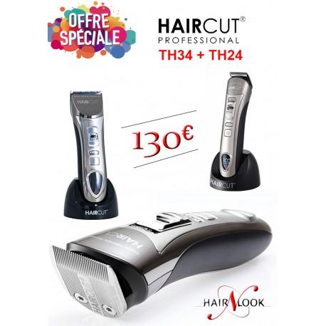 Tondeuse HairCUT TH34 + TH24