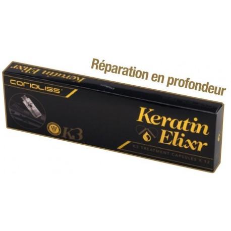 Capsule de Keratin Elixr pour K3 Corioliss