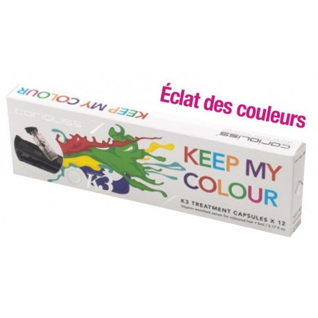 Capsule Keep My Colour pour K3 Corioliss